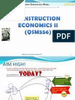 W1- Cost data (f)