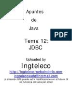 Tema 12 - JDBC(acces).pdf