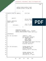 (English) Transcript of United States of America v Abdul Kadir, Russell Defreitas, Kareem Ibrahim, Abdel Nur 7-13-2010