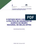 Dissertacao Carlos Henrique Gomes Da Silva