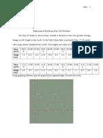 10 1 michael math investigation tide modeling
