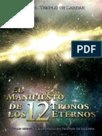 El Manifiesto de Los 12 Tronos Eternos