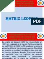 Matriz Leopoldc