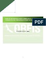 orfis GuiaReferenciaCatalogo