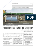 Ossf Treatment Systems Septic Tank Soil Absorption Field s
