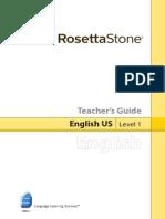 English (US) 1 Teachers Guide-rosetta stone.pdf