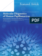 Molecular Diagnostics of Human Papillomavirus