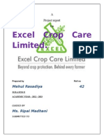 Excel crop care ltd