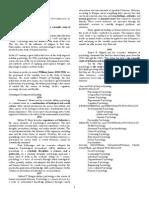 Psych11 Handout1.0 History of Psychology-1