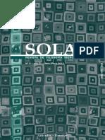 Solar. Revista de Filosofía Iberoamericana.