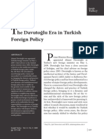 The Davutoglu Era in Turkish Foreign Policy_Aras