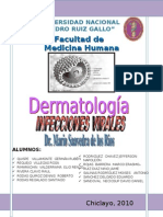Infecciones virales - Dermatologia