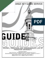 Orange Key Guide for Guides