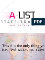 List Of Top 100 Travel Agents, Hotels & Destinations - A Report 2015