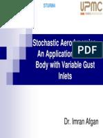 Stochastic Aerodynamics