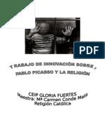 Proyecto. Picasso y La Religión