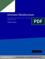 Deviant Modernism