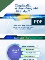 Chon Dung Nha Lanh Dao Final