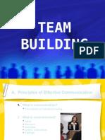 2. Good Team Building