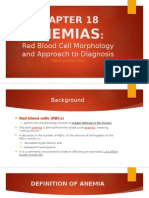 Chapter 18 Anemia Hematology PPT