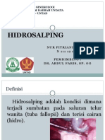 Hidrosalping