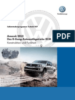 SSP00050700-Nr 507 Amarok 2012 Das 8-Gang-Automatikgetriebe 0CM