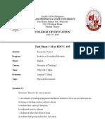 Task Sheet 22