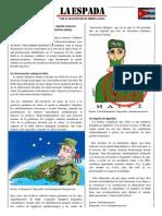 LA ESPADA N°9 Cuba
