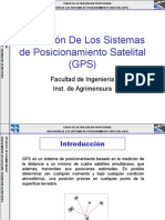 Introduccion de Gps