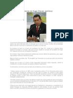 Aspectos Del Gobierno de Hugo Chávez