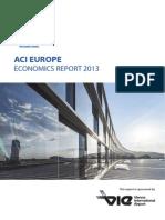 ACI EUROPE Economics Report 2013