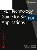 microsoft press ebook net technology guide for business applications