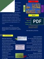 Programa Bienal 4