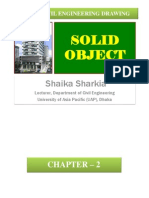 3. Chapter 2 (Solid Object)