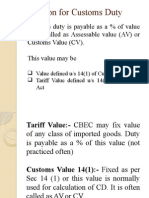 Valuation for Customs Duty.pptx