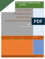 Final Report (Long Version) of Kenyan Civil Society Reflection Platform