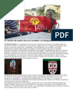 ESP El Camino de Santu Jacu en Cerdena