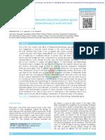 Protective Effect of Yashtimadhu (Glycyrrhiza Glabra) Against Side Effects of Radiation-chemotherapy in Head and Neck Malignancies