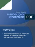 Introdução a Informática - SENAC