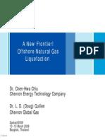 01. a New Frontier, Offshore Natural Gas Liquefaction - Dr Chen Hwa Chiu (Chevron)