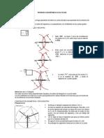 Patrones Geométricos en El Plano