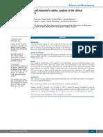 Hypocellular Acute Myeloid Leukemia in Adults