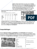 pamflets of information