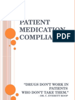Patient Medication Compliance