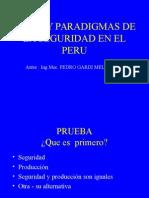 Mitos y Paradigmas de La Seguridad en el Perú