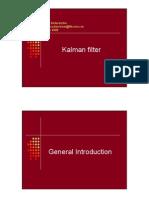 Kalman Filter Ppt