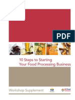 Start Food Business