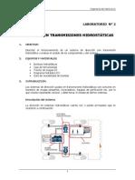 Cartilla Laboratorio 2 - Dirección Transmisiones Hidrostáticas