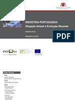 Estudo Industria Portuguesa