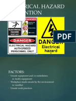 Electrical Hazard Prevention